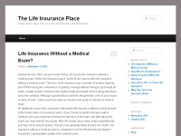Life Insurance Place Blog
