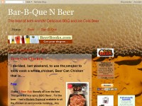 Bar-B-Que and Beer