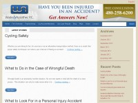 AZ Accident Attorney Blog