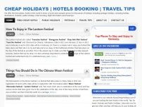 Cheap Holidays | Hotels Booking | Travel Tips