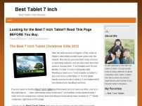 Best Tablet 7 Inch Best Tablet 7 Inch Reviews