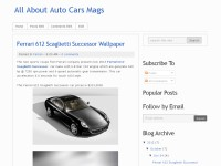 All About Automotives