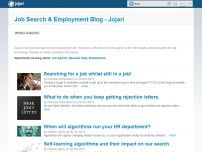 Job Search & Employment Blog - Jojari