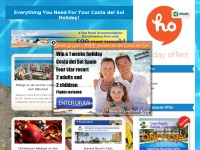 Holiday Offers in Spain