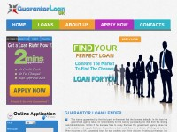 Guarantor Loan Company
