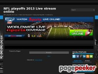 NFL playoffs 2013 Live stream online