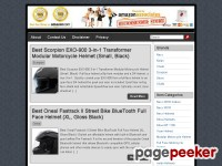 Best Full Face Motorcycle Helmet