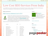 Cheap Top SEO Offers Low Cost SEO Service