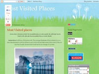 most visited places
