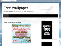 All About Wallpaper, CDR, Vector, EPS, PDF, Jpeg,
