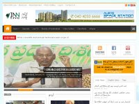 INN Live is India's first 24-hour online news channel in Urdu language