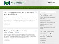 The Military Loan Store