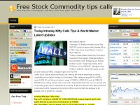 free stock commodity tips calls