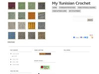 My Tunisian Crochet
