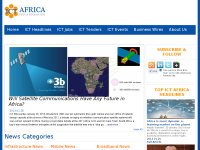 ICT Africa News and Information