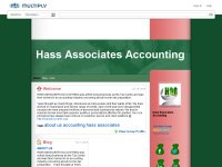 Hass Associates Accounting - Multiply