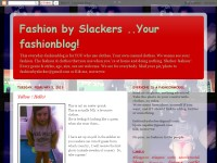 Fashion by Slackers