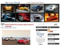 The Cars World Blog