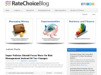 The RateChoice Blog