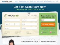 Pick The Loan - Fast Cash Loans Make Life Easier