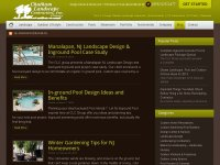NJ Landscape Design Blog by Chatham Landscape