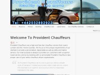 London Heathrow Airport Transfers by Provident Chauffeurs