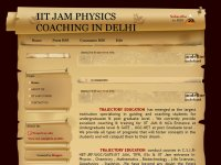 IIT JAM  Physics  COACHING IN DELHI