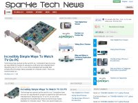 Sparkle Tech News