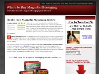 Purchase Magnetic Messaging ???