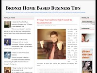 Bronzi Home Based Business Tips