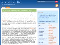 Best Protection Blog