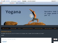 Yogana. Blog de yoga