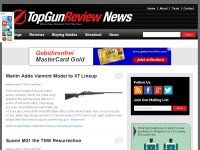 Handgun News and Reviews