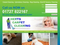 Carpet Cleaning St Albans