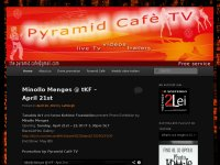 Pyramid Café TV - Events from virtual worlds