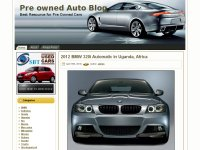 Pre owned Auto Blog