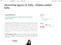 Advertising Agency in India - Kolkata Lookad India