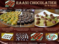 Homemade Chocolates in Chennai, India