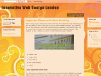 Innovative Web Design London