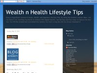 Wealth N Health Lifestyle Tips