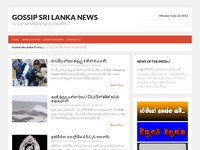 Gossip Sri Lanka News