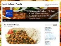 Jyoti Natural Foods