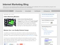 Internet Marketing Blog