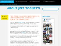 About Jeff Tognetti