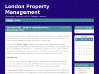 London Property Mangement