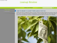 Loanup Review