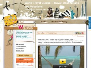 World Travel Guides