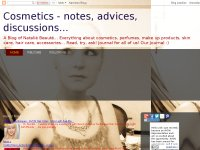 Cosmetics - notes, advices, discussions...