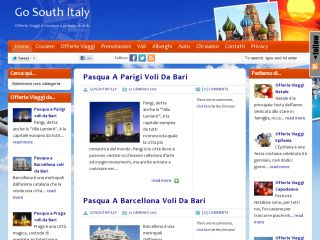 Go South Italy - Vacations, Tours and Services