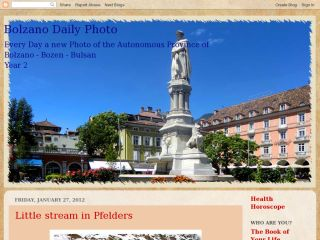 Bolzano Daily Photo